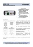 AFB-250-datasheet-FR-V1