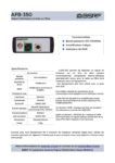 AFB-350-datasheet-FR-V1