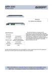AFR-200-datasheet-EN-V1