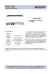 AFR-200-datasheet-FR-V1